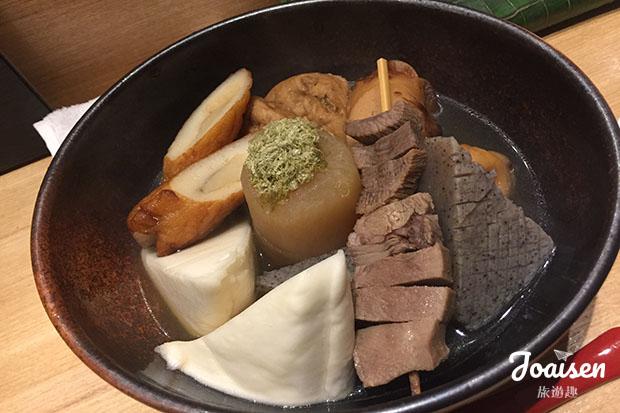 金魚と風鈴關東煮